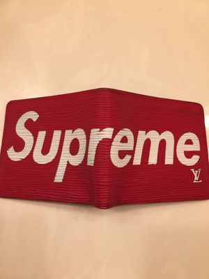 Supreme X Louis Vuitton Wallet for Sale in Clemmons, NC