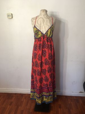 Forever 21 maxi dress size large for Sale in Ontario, CA