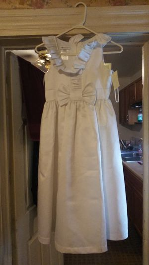 Bonnie Jean flower girl dress size 10 for Sale in Butler, PA
