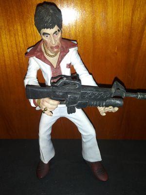 Mezco Scarface Action Figure Al Pacino for Sale in Pulaski, TN