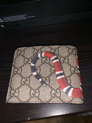 Gucci Snake Wallet for Sale in Miramar, FL