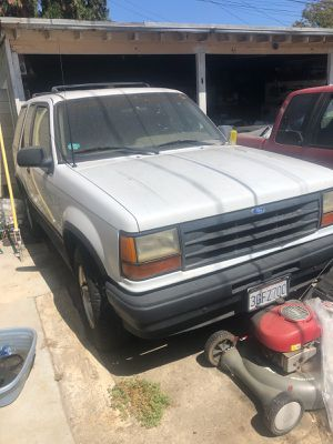 Ford explorer low mileage for Sale in Pomona, CA