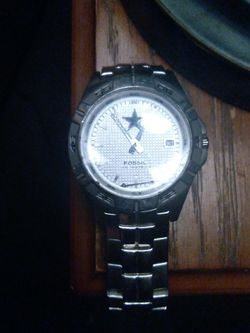 Limited Edition Dallas Cowboys Fossil Watch for Sale in Mesquite,  TX