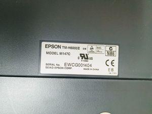 Epson TM-H6000 II M147C receipt printer. for Sale in Bellevue, WA