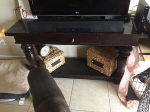 Living room furniture tvstand/coffee table/side table for Sale in Phoenix, AZ