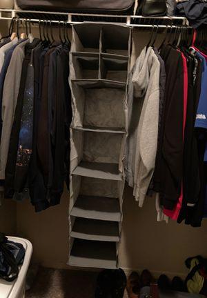 Closet organizer for Sale in Avondale, AZ