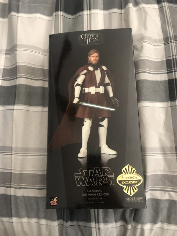 Star Wars sideshow general obi wan kenobi