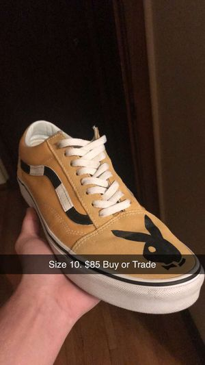 Playboy Vans Shoe Mens Size 10 for Sale in Ramsey, MN