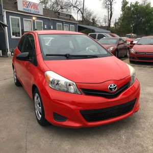 2012 Toyota Yaris for Sale in Houston, TX