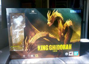SH Monsterarts King Ghidorah 2019 Figure for Sale in Norwalk, CA