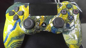 Custom PS4 Controller Hydro Dips (SEE DESCRIPTION) for Sale in Monroe City, MO