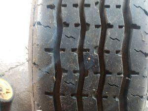 Brand-new trailer tire and rim for Sale in Wilmington, OH