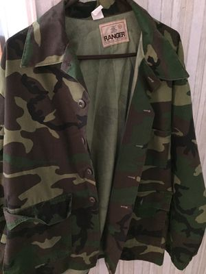 Camo pant and jacket for Sale in Trinity, FL