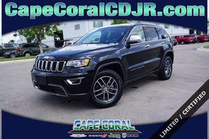 2018 Jeep Grand Cherokee for Sale in Cape Coral, FL