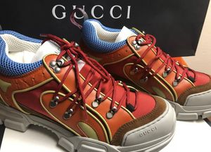 Gucci Flashtrek sneakers (Multicolor) for Sale in Dallas, TX