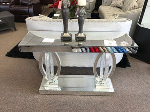 Sofa table on sale @ elegant furniture 🎈🛋 for Sale in Fresno, CA