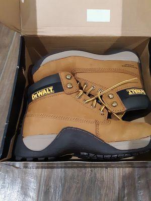 Dewalt boots womens steel toe size 8.5$65 for Sale in Phoenix, AZ
