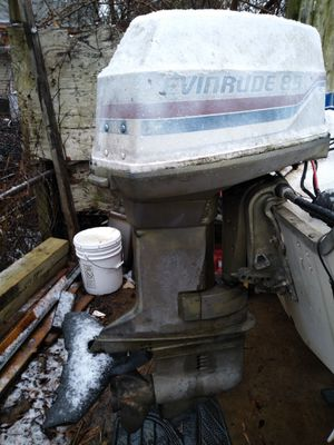 Evinrude 85hp outboard motor for Sale in Riverdale, MD