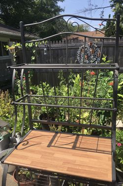 5-Tier Metal Baker's Rack for Sale in Columbus,  OH