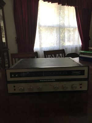 Marantz model 18stereophonic receiver for Sale in Saint Charles, MO