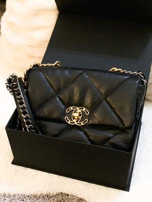 chanel handbag small black for Sale in Brea, CA