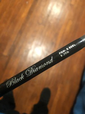 Phenix rods black diamond for Sale in Bell Gardens, CA