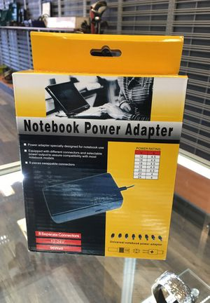 Universal Notebook Power Adapter. NEW for Sale in Lynn, MA