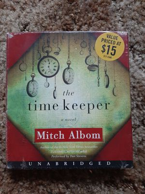 Time keeper audio book for Sale in Ocean Shores, WA
