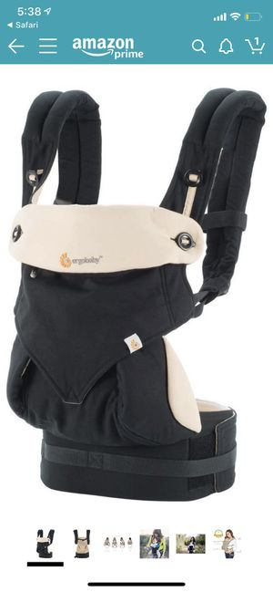 Ergo 360 baby carrier great condition for Sale in Columbus, OH