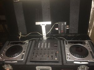 Dj set up for Sale in Silver Spring, MD