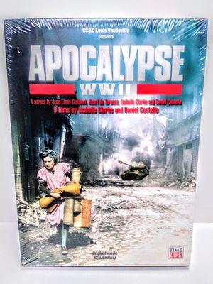 Apocalypse WW II DVD for Sale in Garland, TX