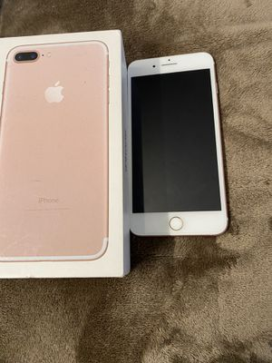 Iphone 7 plus rosa. Golg for Sale in San Diego, CA