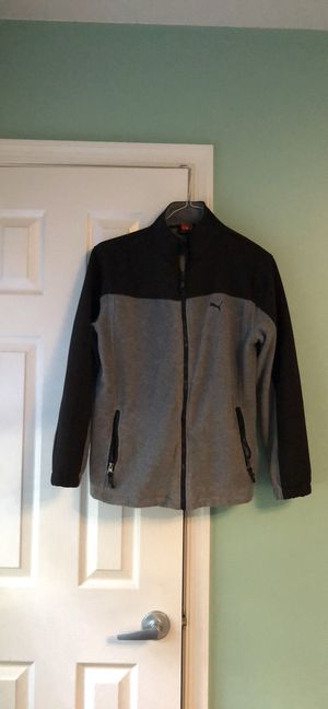 Boys puma fleece jacket XL for Sale in Gambrills, MD