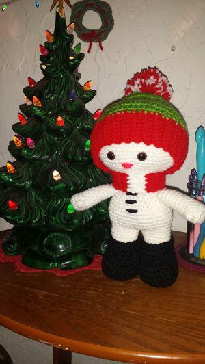 Snowman doll for Sale in Lawton, OK