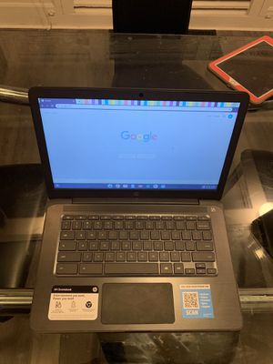 "HP - 14"" Chromebook for Sale in Kansas City, MO"