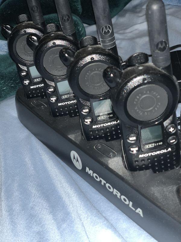 Motorola CLS 110
