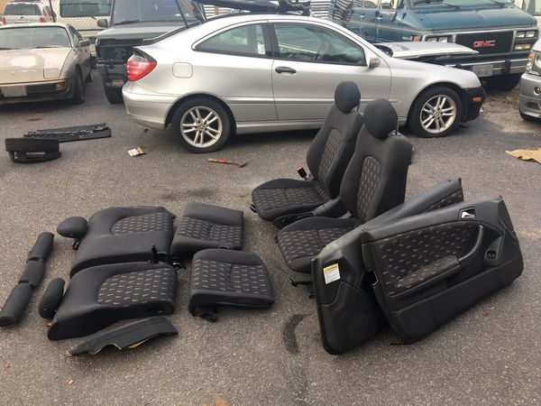 2003 Mercedes Benz c class parts only / parts only