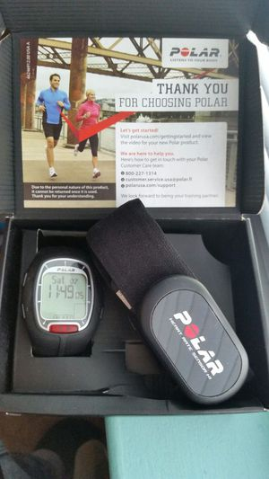 Polar Watch (RS100) for Sale in Fairfax, VA