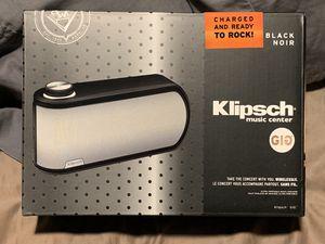 Klipsch Gig Portable Wireless Bluetooth Speaker with APTX for Sale in New York, NY