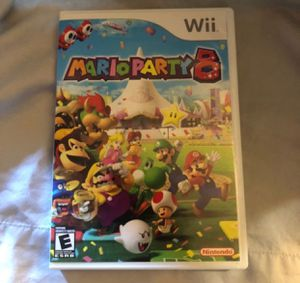 Mario party 8 (eight) complete Nintendo Wii for Sale in Oregon City, OR