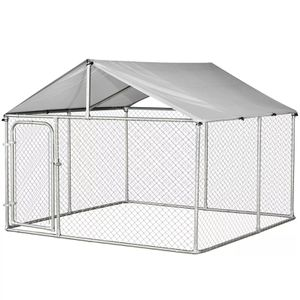 Roofed Chain Link Dog Kennel for Sale in Los Angeles, CA