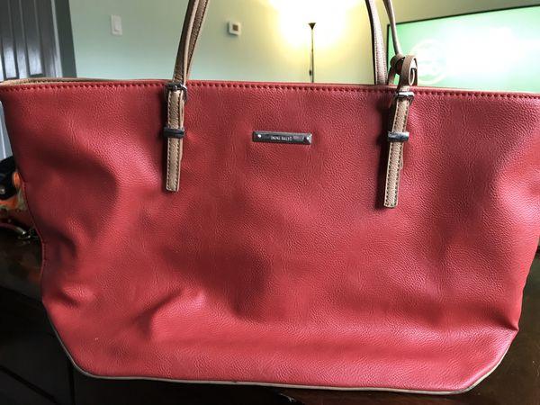 Nine West red women's handbag - used once
