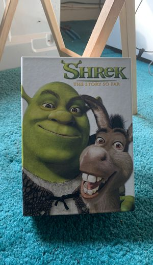 Shrek box set for Sale in Hempstead, NY
