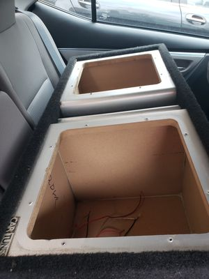 Kicker L7 Box Only or with subs for Sale in Fort Washington, MD
