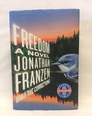 HC book Freedom by Jonathan Franzen 2010 Oprah's Book Club novel for Sale in Phoenix, AZ