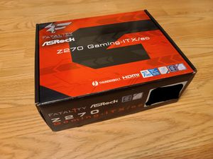 ASRock Fatal1ty Z270 Gaming-ITX/ac Motherboard for Sale in Herndon, VA