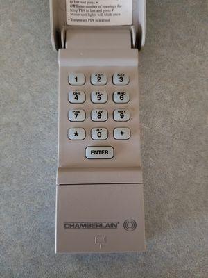 Chamberlain Garage Door Opener Key Pad for Sale in Mesa, AZ
