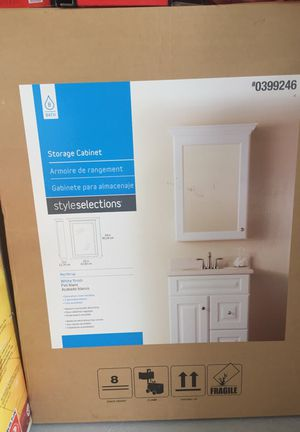 Storage cabinet for Sale in Buckhannon, WV