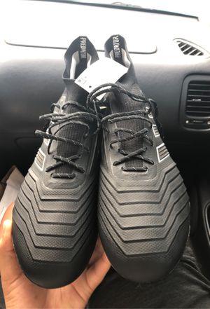 Adidas Predator 18.1 size 12 for Sale in Long Beach, CA