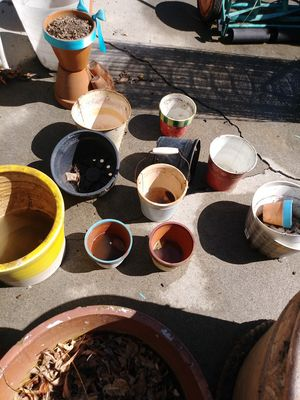 Flower pots for Sale in San Diego, CA